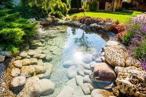 Landscaping Tips: 6 Basic Steps To Building A Garden Pond